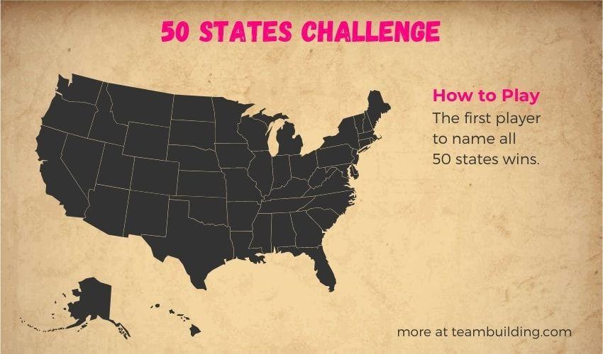 50 state challenge