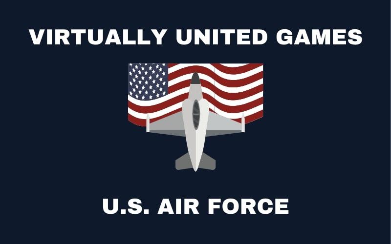 Virtually United Games banner