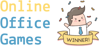 online office games logo