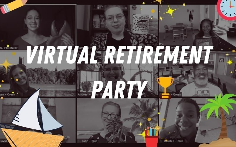 Virtual Retirement Party