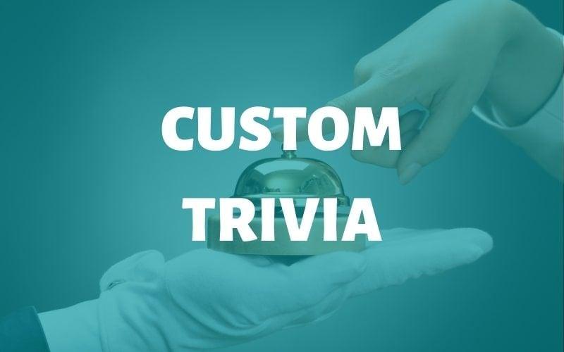 Virtual Trivia banner