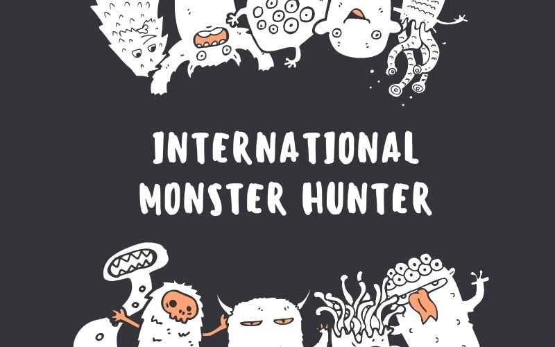International Monster Hunter banner