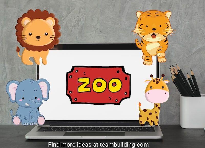 zoo virtual field trip