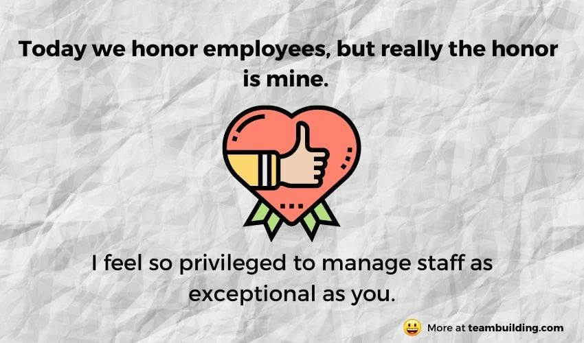 National Employee Appreciation Day quote