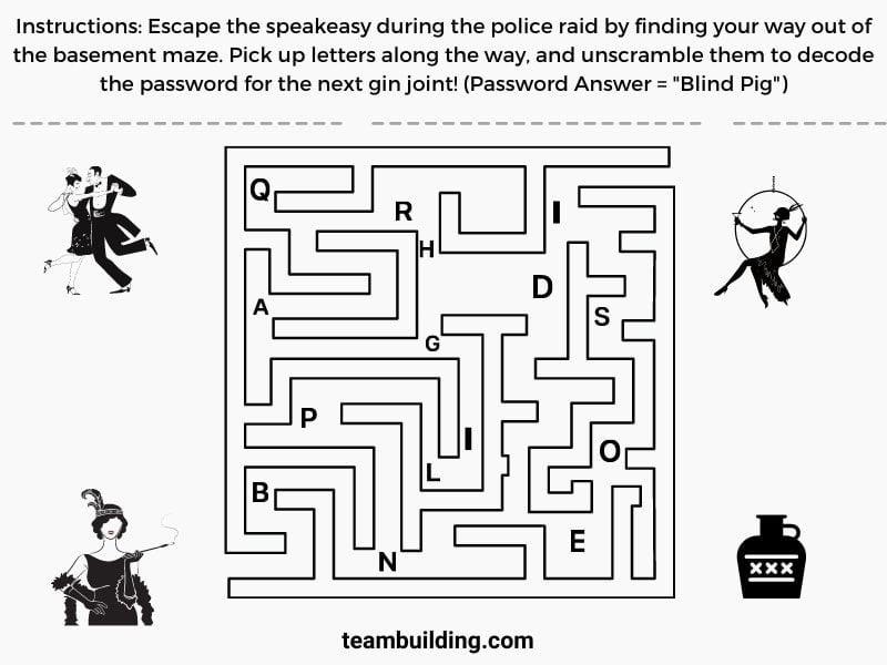 40 Free Diy Escape Room Puzzle Ideas Printable