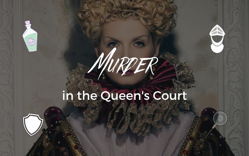 Murder in the Queen's Court