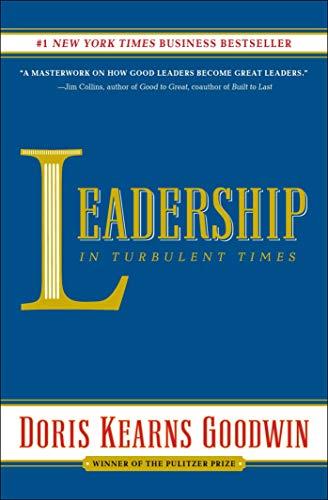 Leadership in Turbulent Times