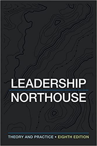 Leadership: Theory & Practice