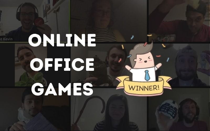 Online Office Games banner