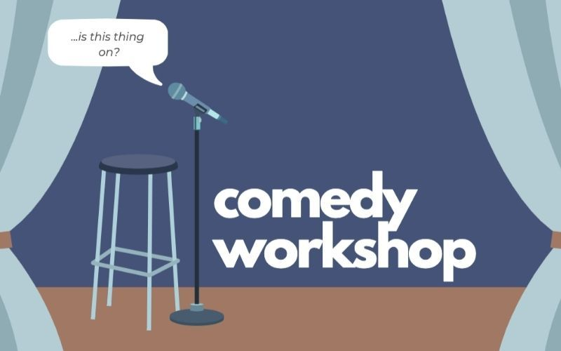 Comedy Workshop banner