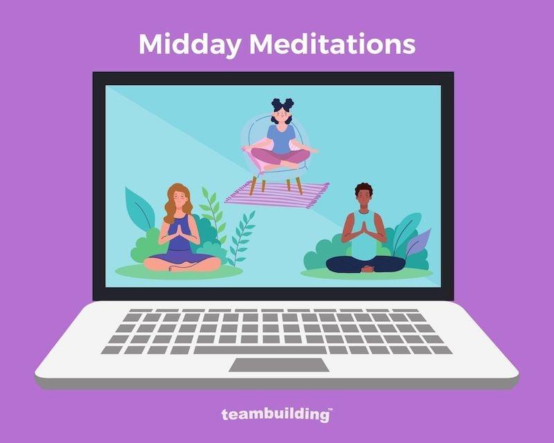 Midday Meditations Banner