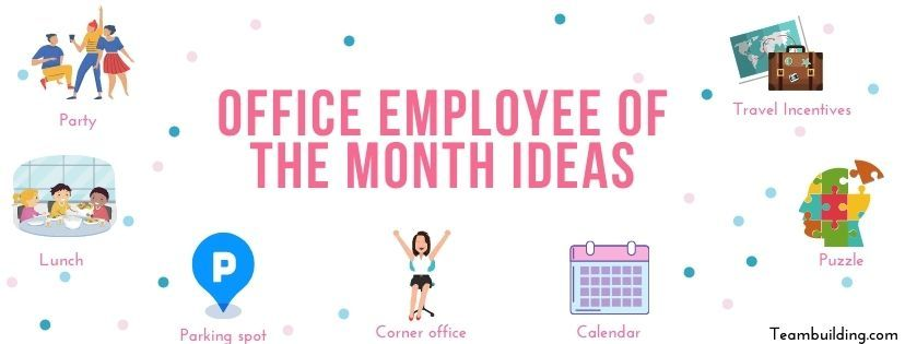 Office Employee of the Month Ideas Banner