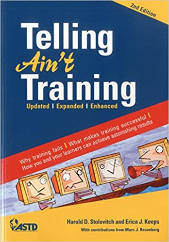 Telling Aint Training
