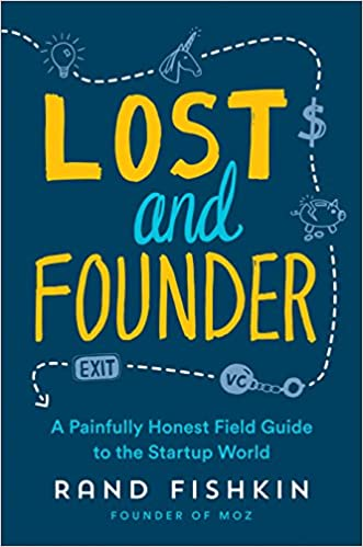 Lost and Founder Book Cover