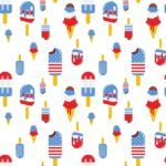 Zoom 4th of july background 5