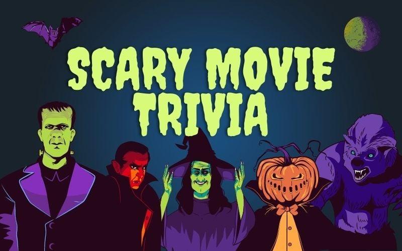 Scary Movie Team Trivia