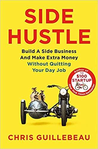 Side Hustle Book Cover