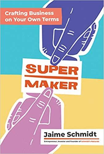 Super Maker Book Cover