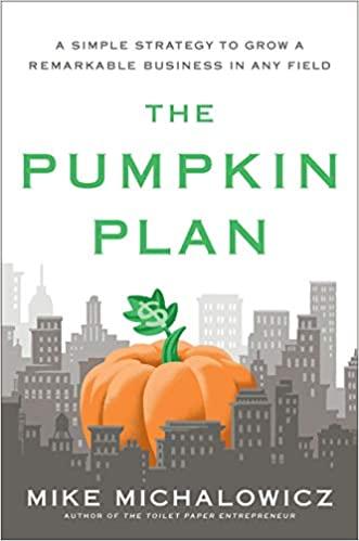 The Pumpkin Plan Book Cover