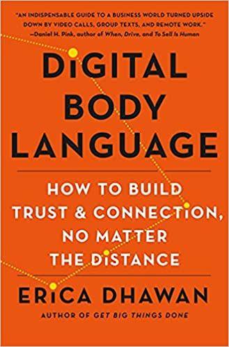 Digital Body Language book cover