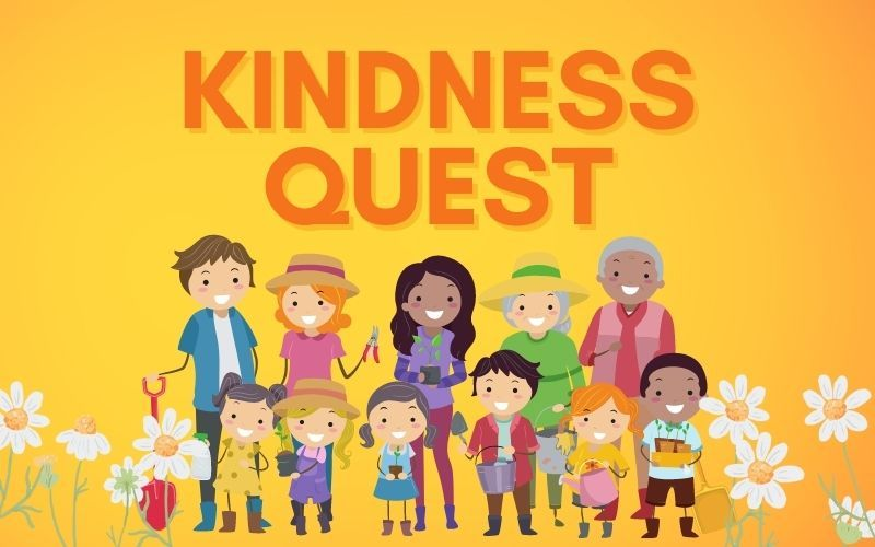 Kindness Quest banner