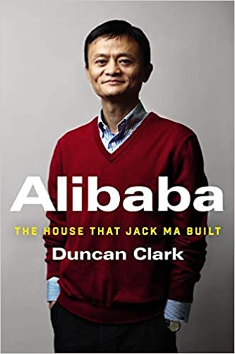 Alibaba the house that jack ma built book cover