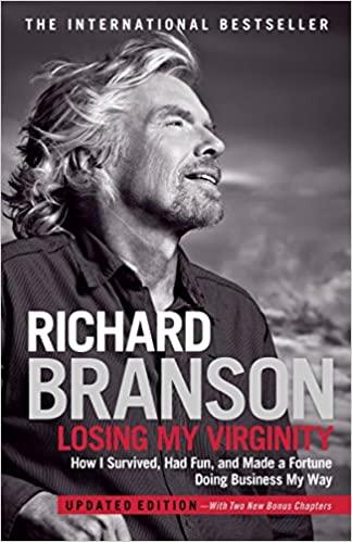 Losing my virginity book cover