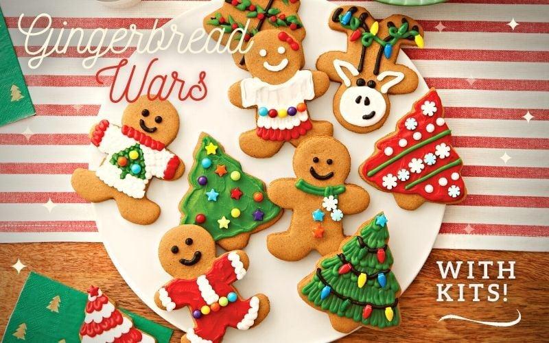 Gingerbread Wars banner
