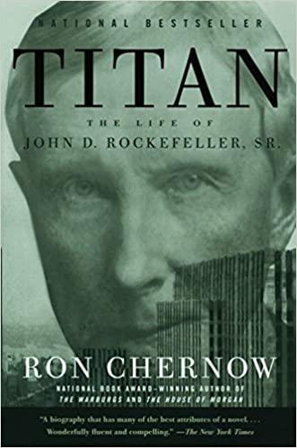 titan the life of john d rockefeller book cover