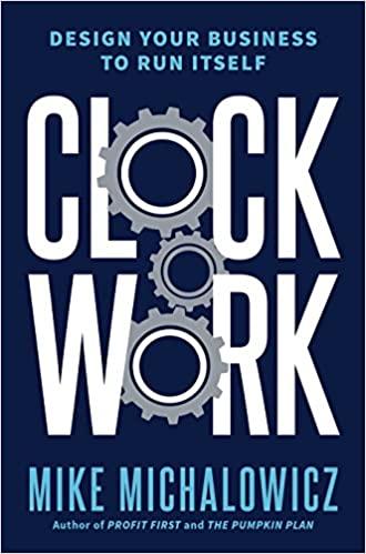 Clockwork book cover