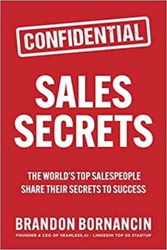 Sales Secrets book cover
