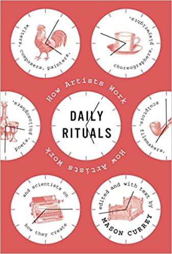 daily rituals book cover
