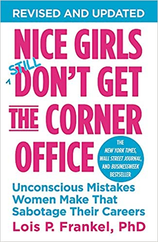 nice girls still don't get the corner office book cover