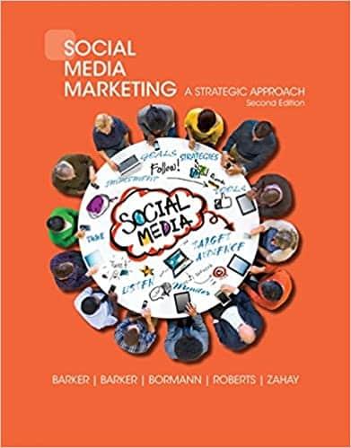 social media marketing a strategic approach book cover