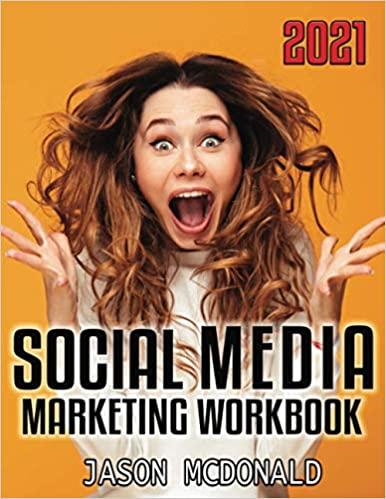 social media marketing workbook book cover
