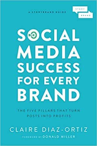 social media success for every brand book cover