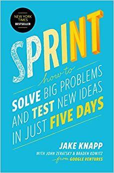 sprint book cover