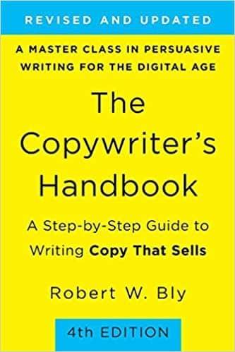 the copywriter's handbook book cover