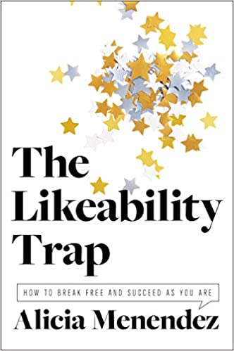 the likeability trap book cover